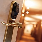 Hotel-Room-Door-Handle