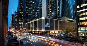 Welcome to the New York Hilton Midtown